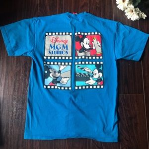 Vintage Disney MGM Studios Mickey Mouse Graphic T